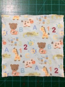 cloth baby wipes