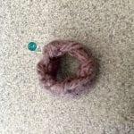 crochet bow tie