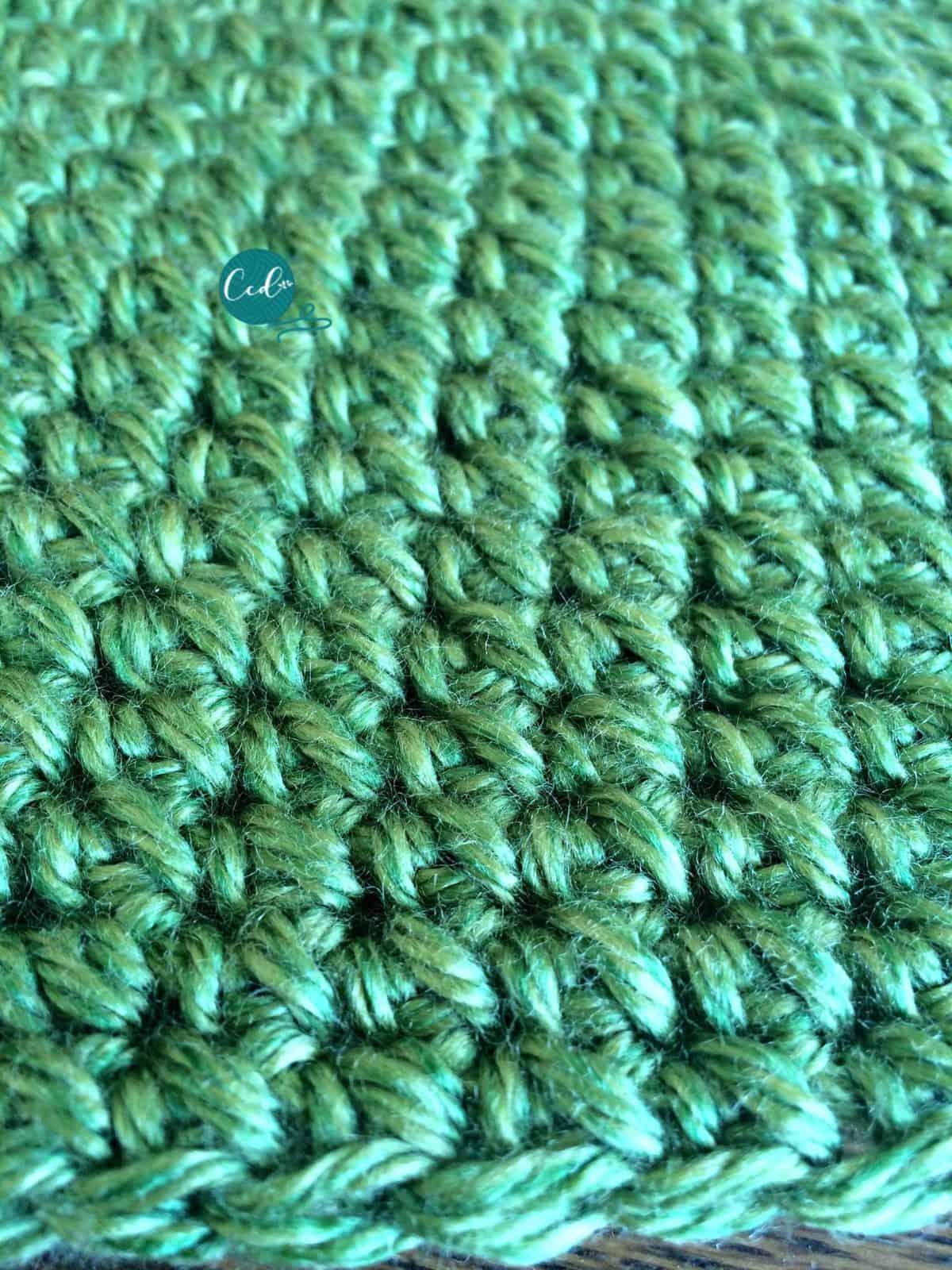 Mini Puff Stitch Crochet Tutorial