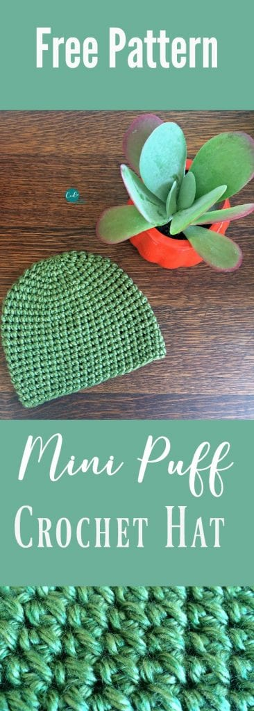 mini puff stitch