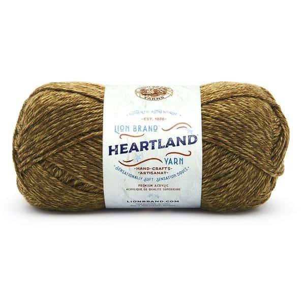 Lion Brand's Heartland in Joshua Tree