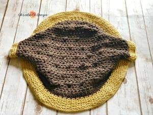 picture of bobble cocoon shrug flat back