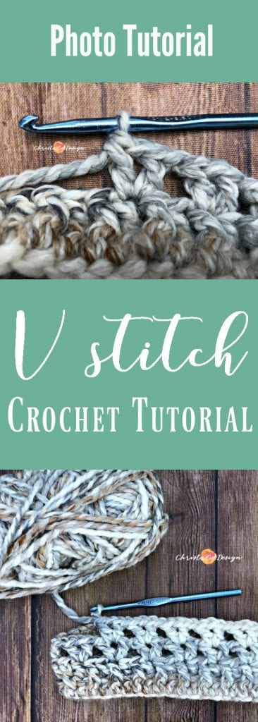 picture of pin image with text v-stitch tutorial