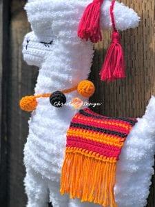 fuzzy llama