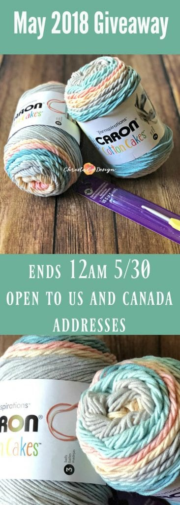 picture of pin image yarn giveaway