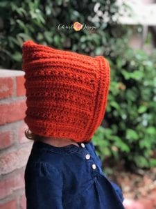 picture of toddler in pixie hat