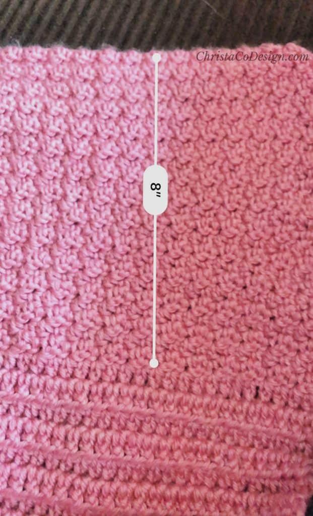 picture of crochet blanket 8