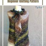 Crochet summer shawl with shawl stitck.