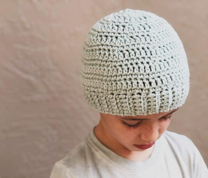 Lontano Crochet Beanie a Free Crochet Hat Pattern in All Sizes