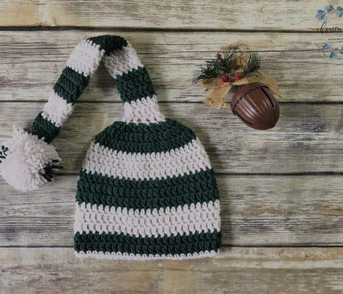 Long Tail Stocking Hat a Free Crochet Pattern