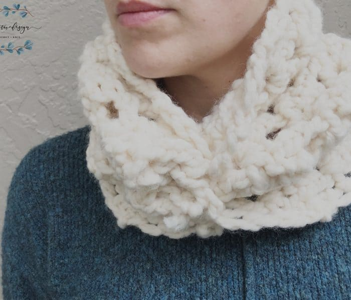 Sheila Cowl a Free Crochet Cowl Pattern