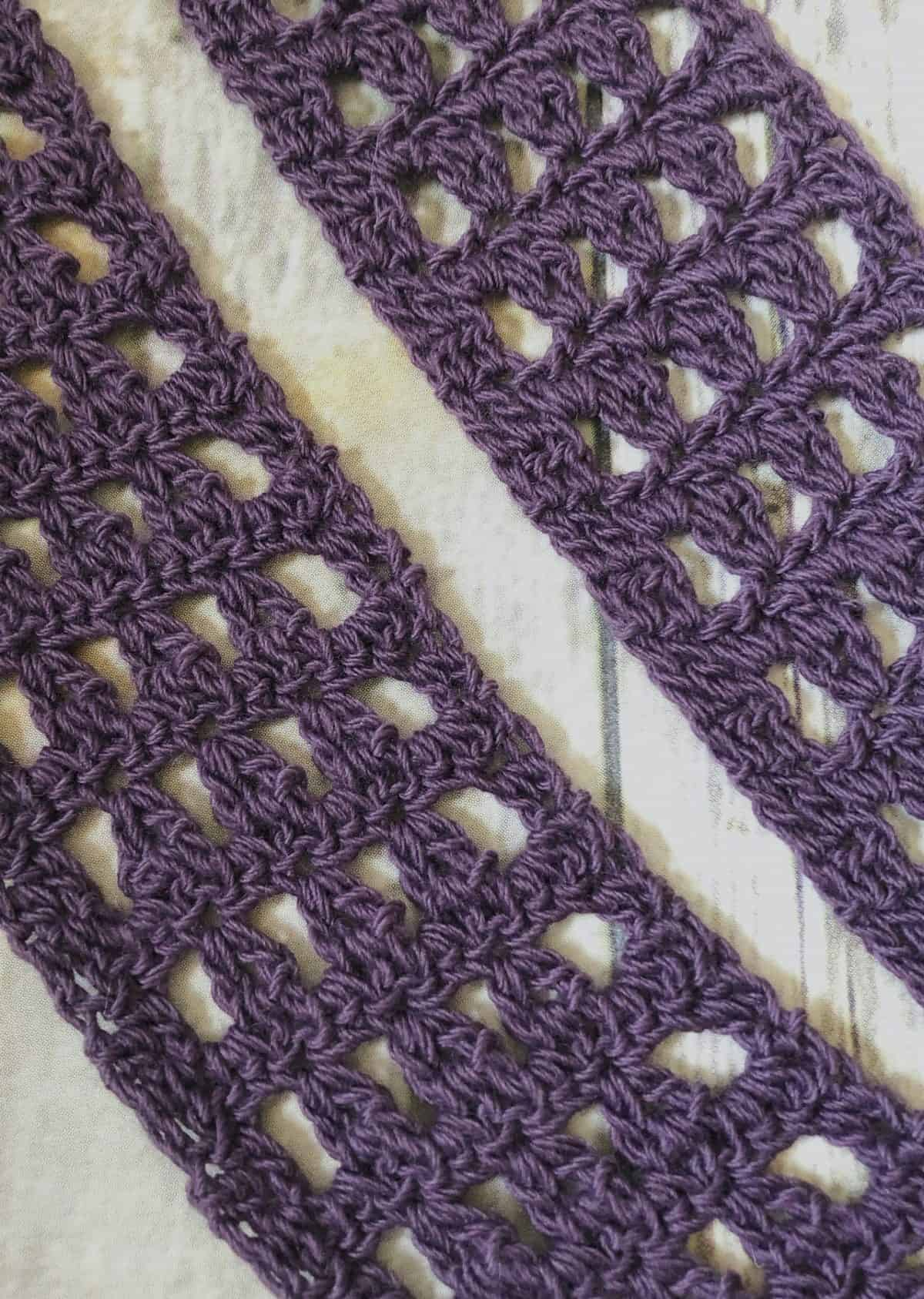 picture of crochet lace