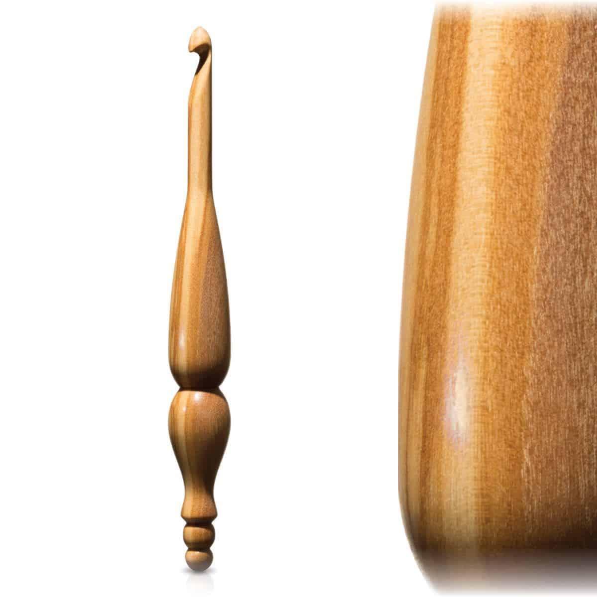 Furls Handmade Wood Crochet Hooks - Ergonomic. Beautiful. Alpha Series