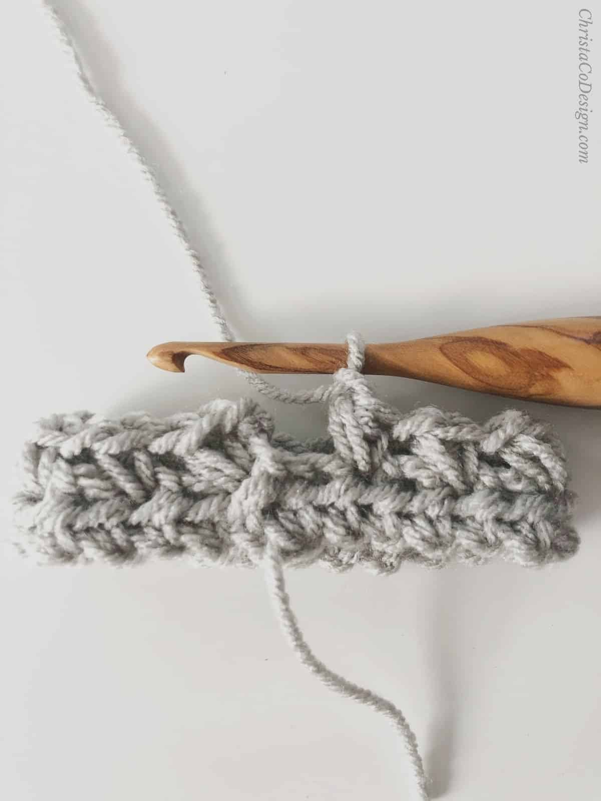 picture of crochet joined in round