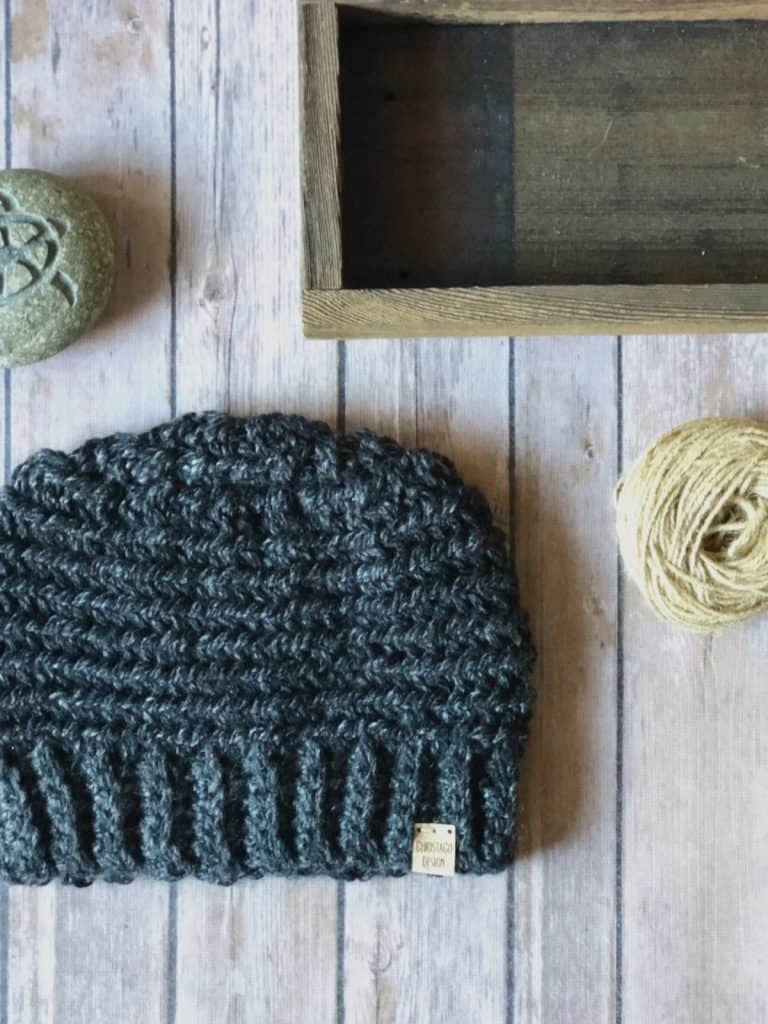 picture of Franco beanie flat
