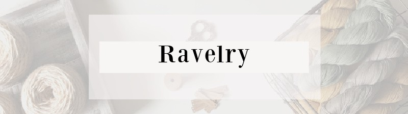 Ravelry Button.