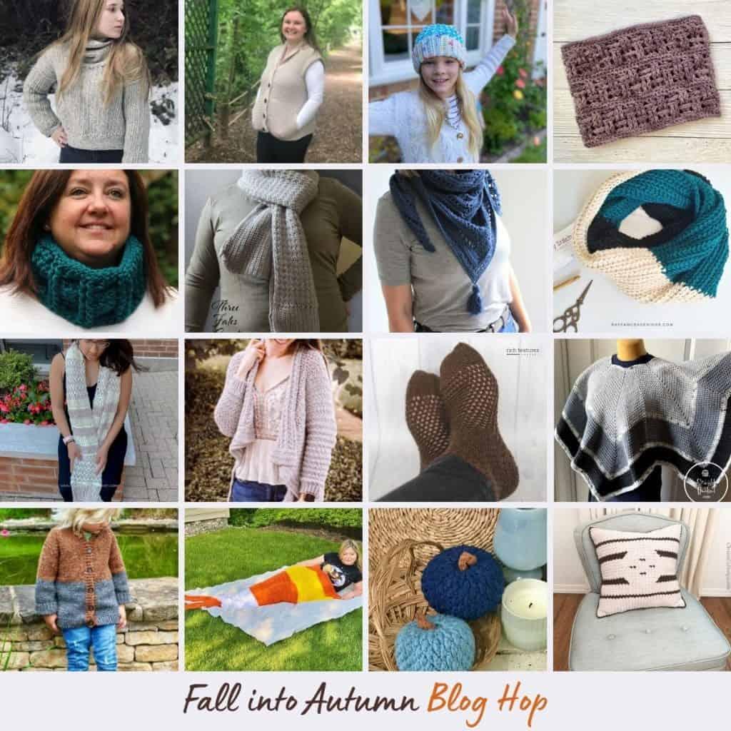 Crochet pattern for days 17-32.